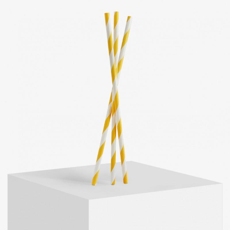 Paper straws for sodas